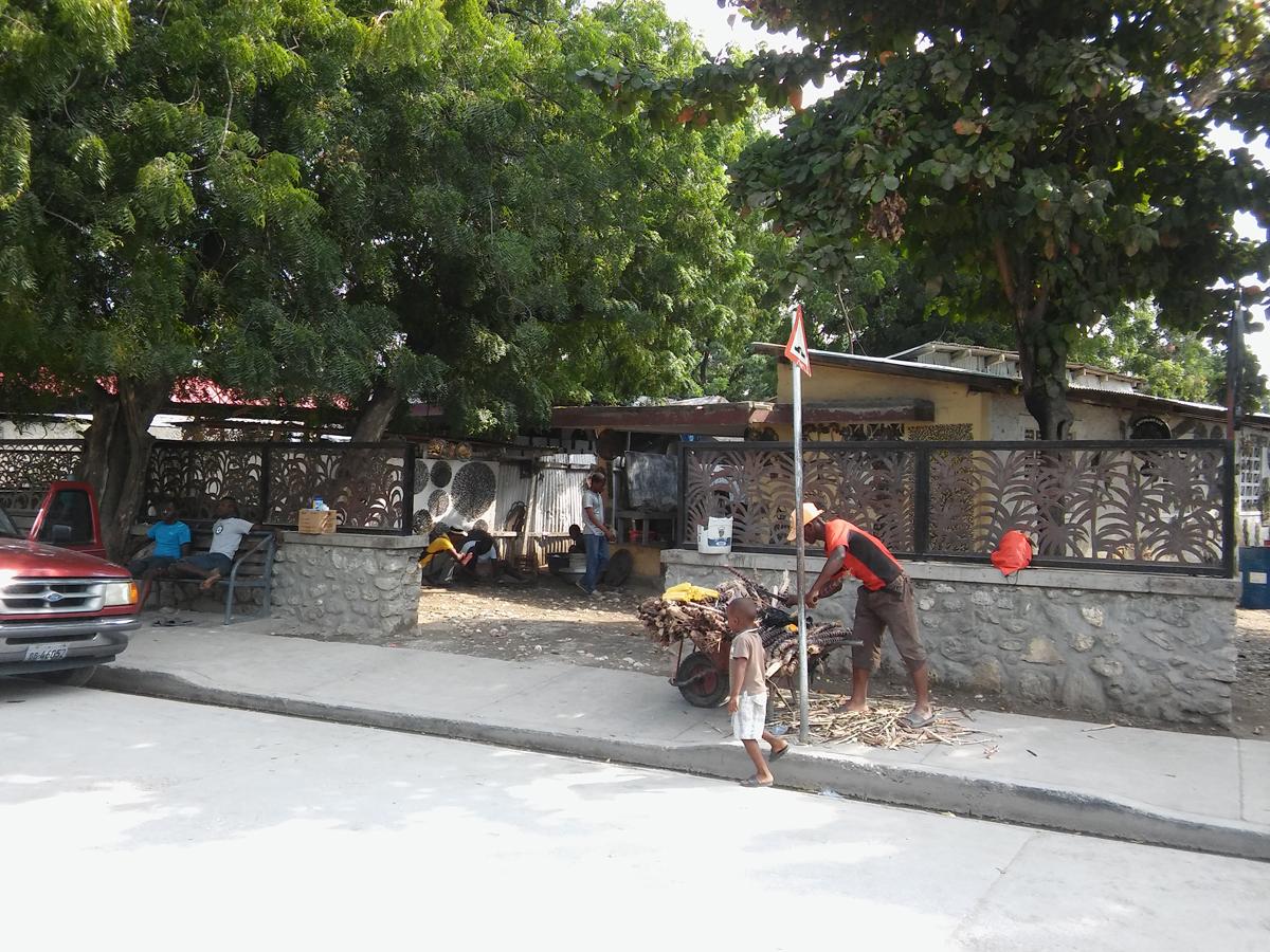 Noailles Kwadèboukè, Ayiti