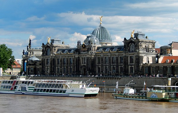 Artist-in-residDresden superstadence in Dresden 2018