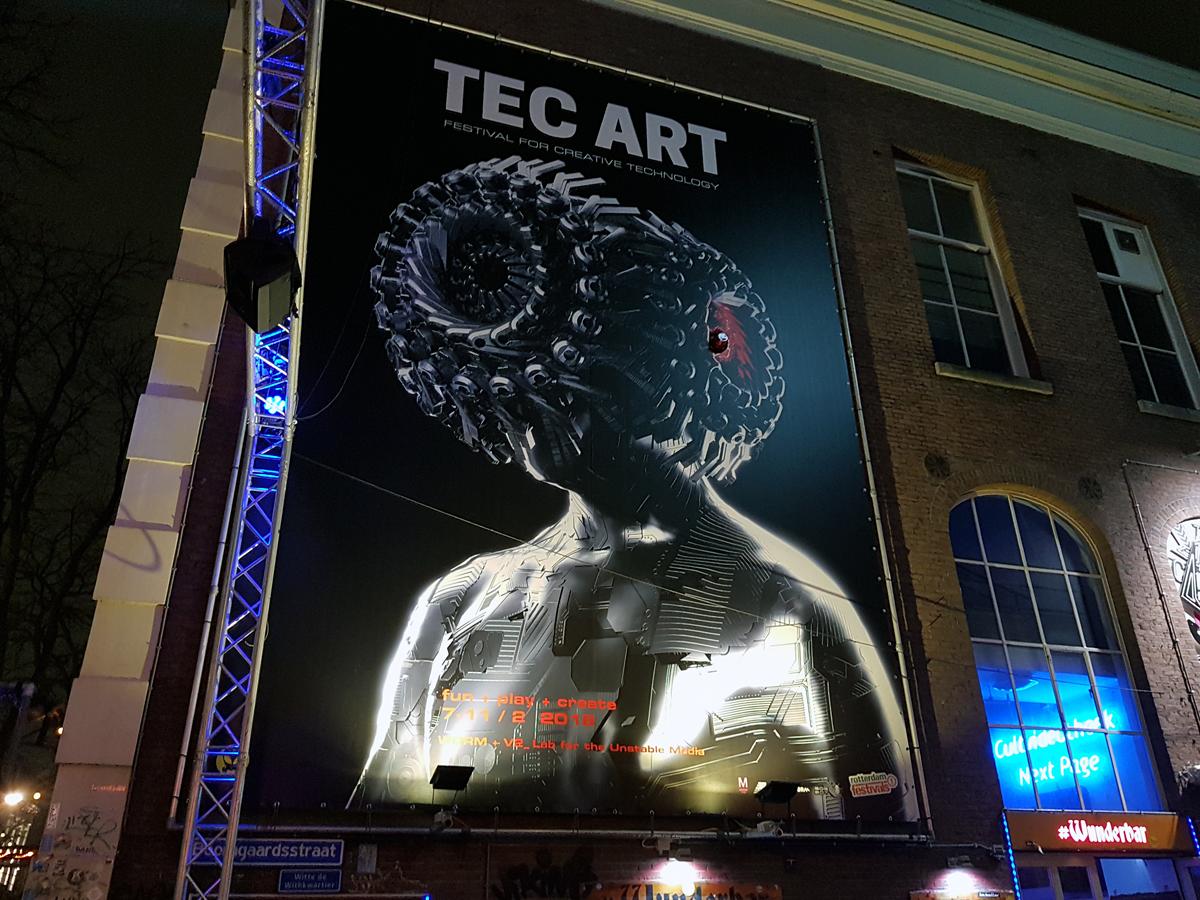 TEC Art @ Worm
