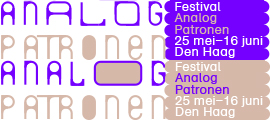 Analog-Patronen