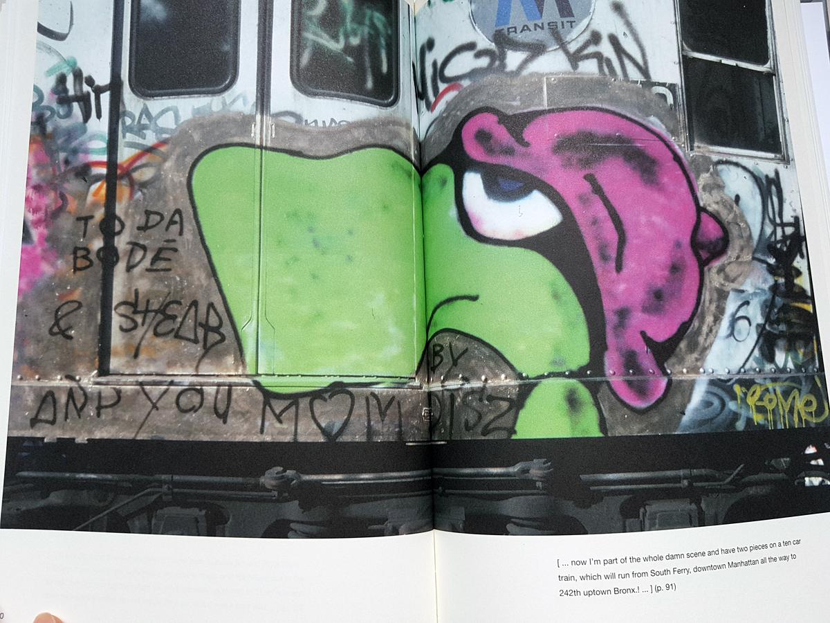 Dutch Graffiti Library: Disz