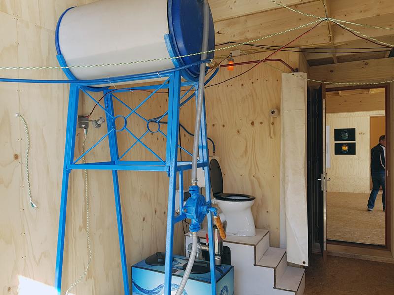 Water Waterstof @ Groninger Culturele Ambassade in Leeuwarden