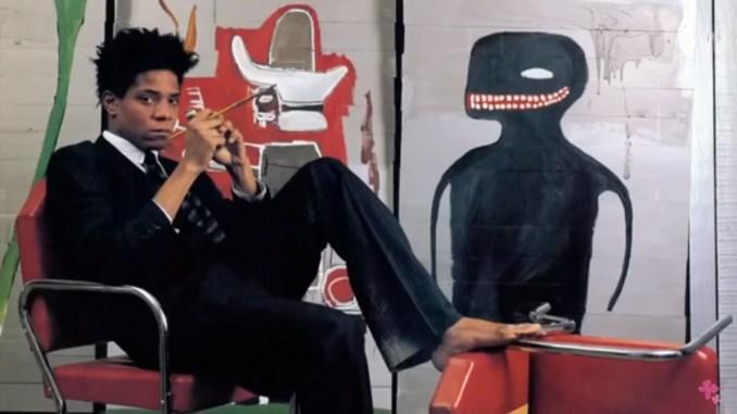 Basquiat - Rage to Riches