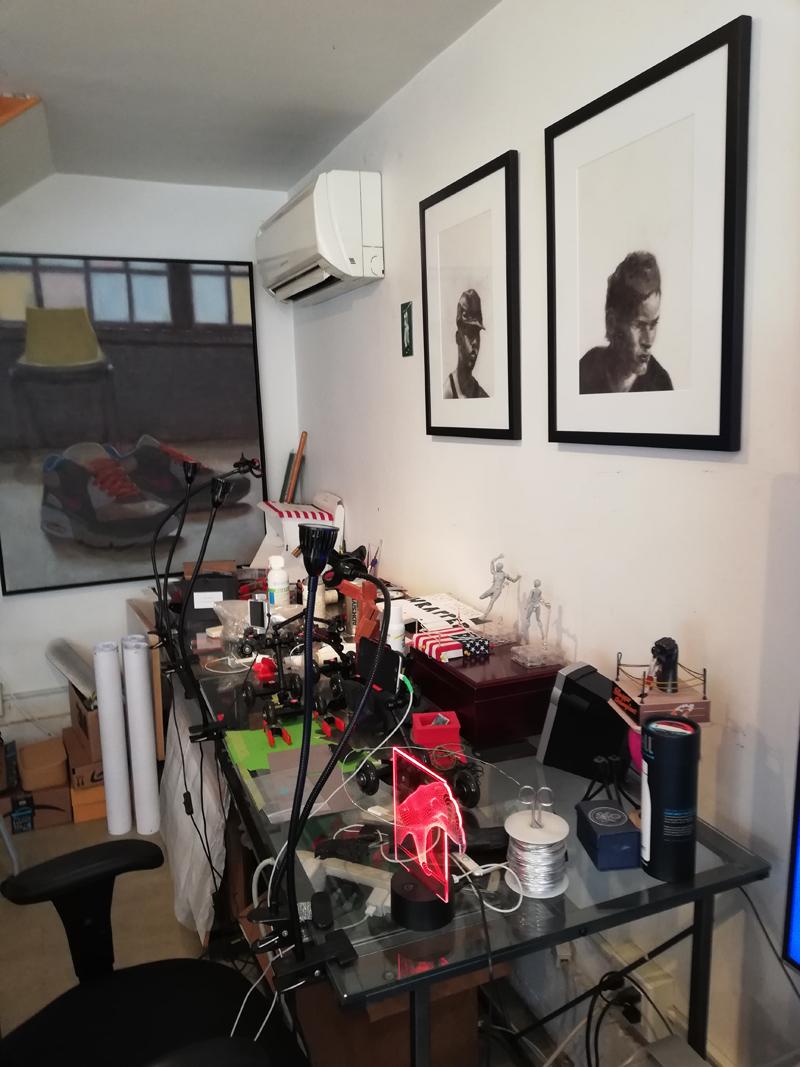 Atelier Lyndon Barrois Sr.