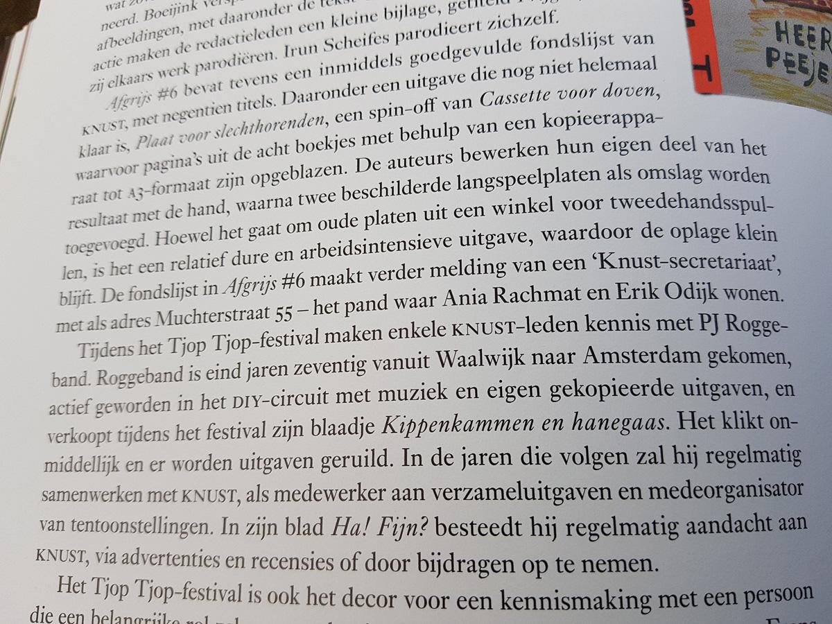 Inktvingers, het grote Knust boek (1983-2019)