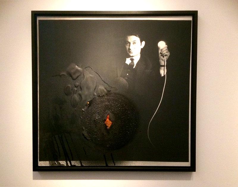 Otto Piene @ Arp Museum, Rolandseck (D)