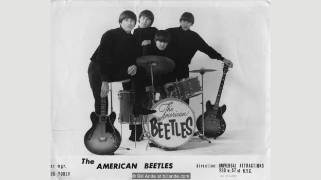 Op tour met de namaak Beatles