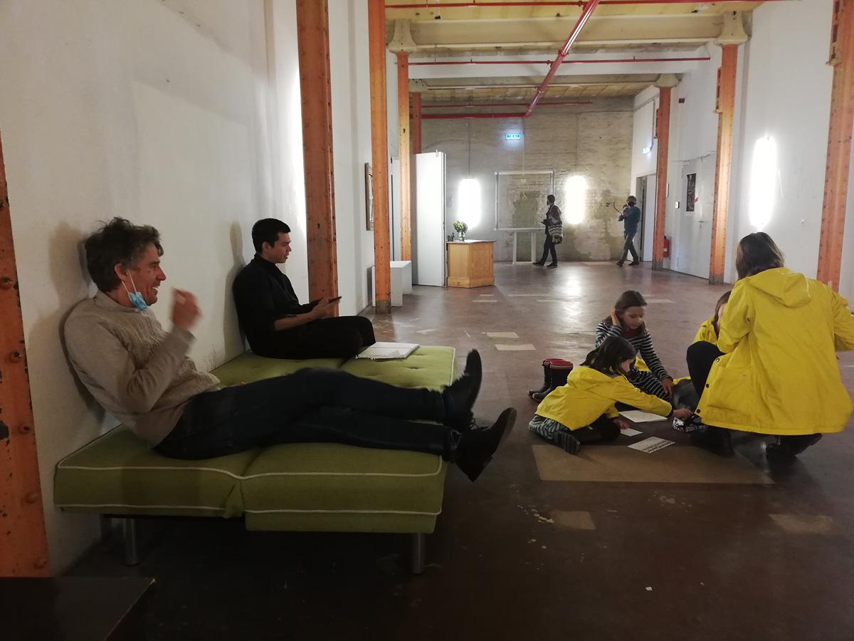 Leipzig International Art Programme (LIAP) @ Spinnerei