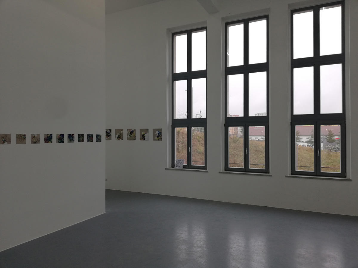 Aika Furukawa, Come to the mountain @ ODP Galerie, Leipzig
