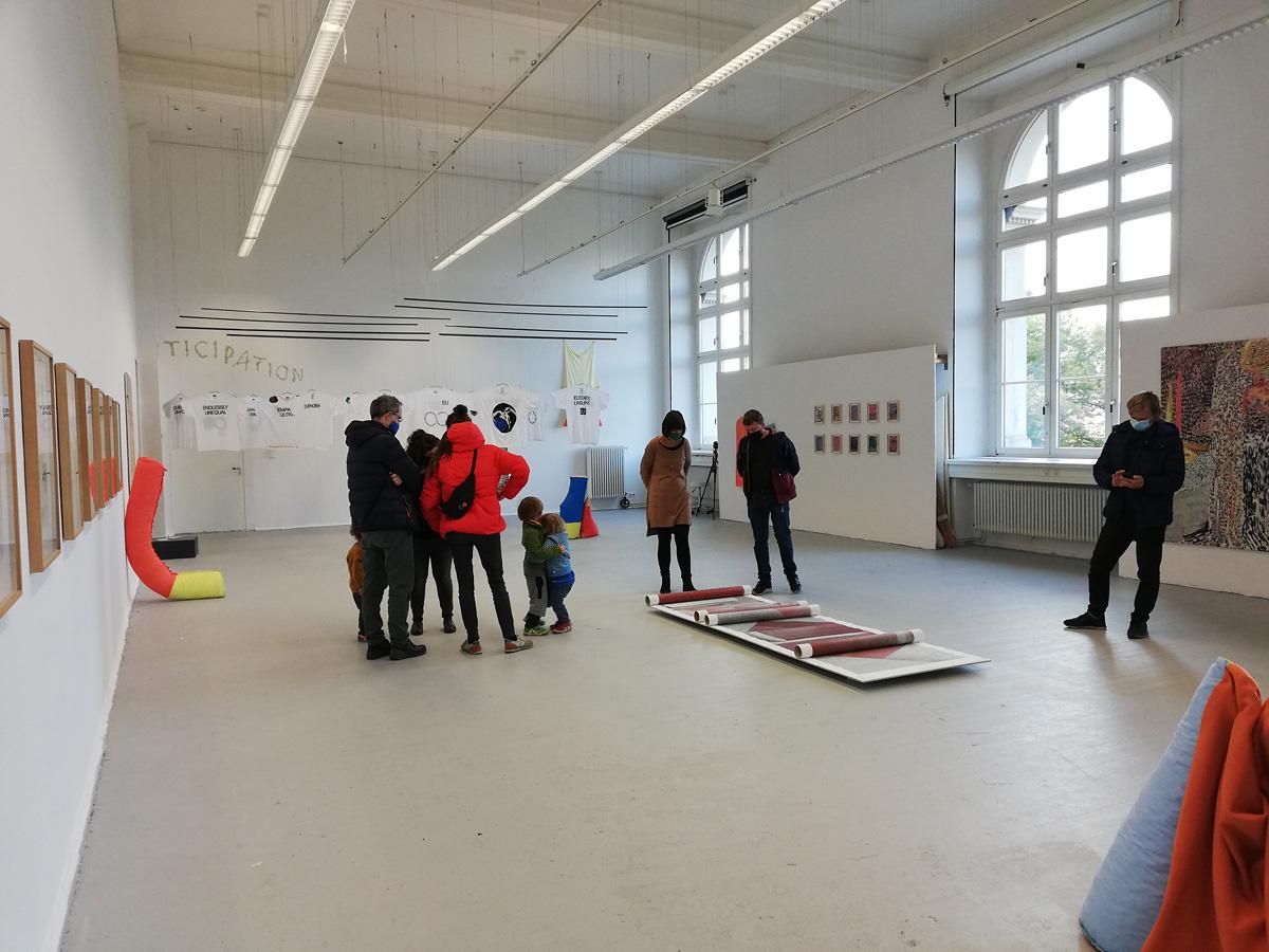 Rundgang Hochschule für Grafik und Buchkunst
