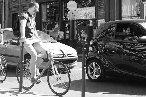 fiets in parijs