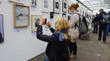 Unseen Photo fair Amsterdam