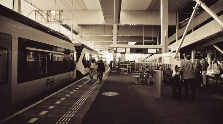 Let's do it: met de trein naar de Fashionshows in Parijs