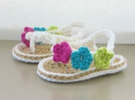 Baby Crochet Patterns Crochet Patterns For Ba Shoes And Sandals My Crochet Free Ba