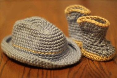 Crochet Baby Cowboy Hat And Boots Pattern Free Ba Cowboy Hat And Boots Crochet Pattern Free Inspb