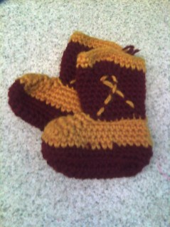 Crochet Baby Cowboy Hat And Boots Pattern Free Crochet Ba Cowboy Booties Pattern Free Dancox For