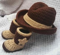 Crochet Cowboy Hat Pattern And Boots Crochet Pattern Free For American Girl Dolls U Their Girls