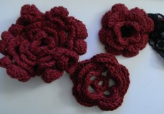 Crochet Flower Patterns Free 3d Crochet Flower Pattern Crochet Patterns