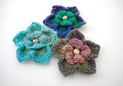 Crochet Flower Patterns Free Different Types Of Free Crochet Flower Patterns Crochet And