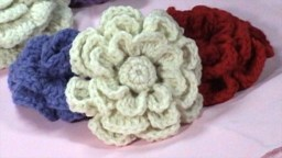 Crochet Flower Patterns Free Diy Flowers To Crochet Crochet Flower Tutorial Part 1 Youtube