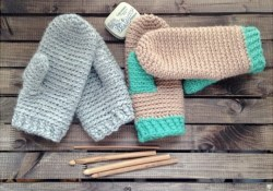 Crochet Mitten Patterns 15 Warm And Snuggly Crochet Mitten Patterns Style Motivation