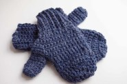 Crochet Mitten Patterns Crochet Mittens 15 Steps With Pictures