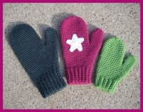 Crochet Mitten Patterns Free Crochet Mittens Pattern Mrs Murdocks Mittens Interweave