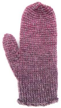 Crochet Mitten Patterns Ravelry Tunisian Crochet Mittensrundkrokade Vantar Pattern Ann