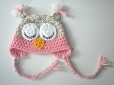 Crochet Owl Hat Pattern Crochet Owl Hat Pattern Newborn Dancox For