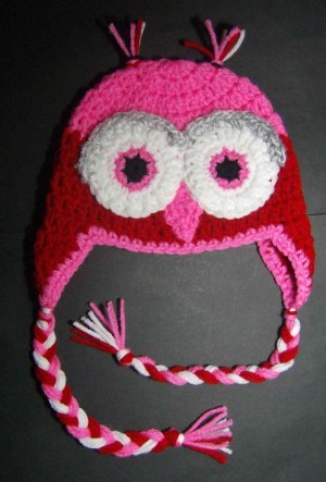 Crochet Owl Hat Pattern Httpwwwrepeatcrafterme Rhpinterestca Repeat Me Rhinpinterestcom