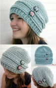 Crochet Slouchy Hat Pattern 10 Free Crochet Patterns For Slouch Hat 101 Crochet Patterns