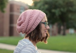 Crochet Slouchy Hat Pattern 3 Ml Slouchy Beanie The Cookie Snob
