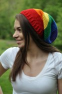 Crochet Slouchy Hat Pattern Craft Nerd Youtuberhyoutubecom Cabled Beanie All About