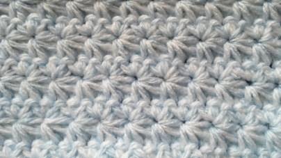 Crochet Star Afghan Pattern Star Stitch Ba Blanket Video Tutorial Youtube
