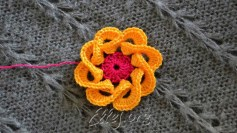 Easy Crochet Flower Pattern 40 Easy And Beautiful Crochet Flowers Patterns For Beginners Page