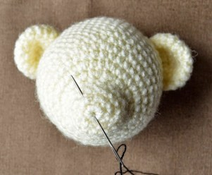 Easy Crochet Teddy Bear Pattern Hand Embroidery A Personal Touch To Amigurumi Lillabjrns
