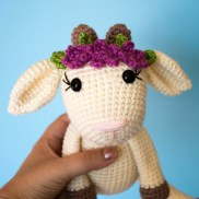Free Crochet Animal Patterns Crochet Goat Pattern A Free Pattern And Tutorial