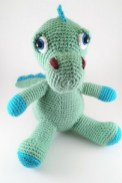 Free Crochet Animal Patterns Free Crochet Amigurumi Dinosaur Pattern Live Craft Create