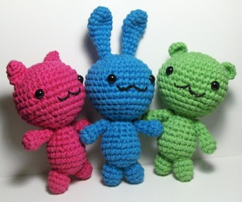 Free Crochet Animal Patterns Nerdigurumi Free Amigurumi Crochet Patterns With Love For The