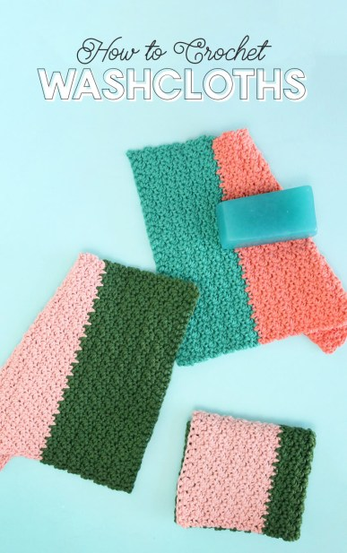 Free Crochet Dishcloth Patterns How To Crochet A Washcloth Free Crochet Dishcloth Patterns
