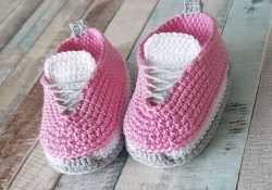 Free Crochet Patterns For Baby Booties Free Crochet Pattern Ba Shoes