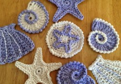 Free Crochet Seashell Pattern Crochet Seashells Free Patterns Grandmothers Pattern Book