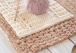 Fun Crochet Patterns Rivers Edge Crochet Dishcloth Pattern And Matching Hand Towel