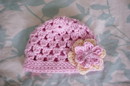 Newborn Crochet Hat Pattern Alli Crafts Free Pattern Cluster Hat Newborn