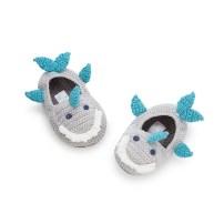 Shark Socks Crochet Pattern Shark Booties Ba Booties Ba Shoes Uncommongoods