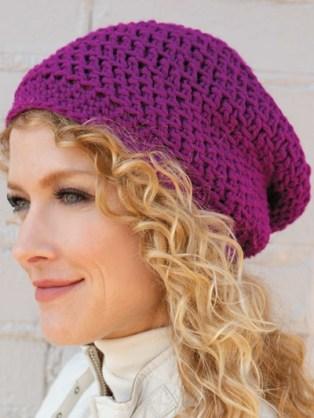 07e907aecbf Slouchy Hat Crochet Pattern Crochet Hat Gloves Patterns Slouchy Beanie  Crochet Pattern