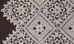 Vintage Crochet Patterns Vintage Crochet Lace Wedding Hat Gloves String Pattern Wedding