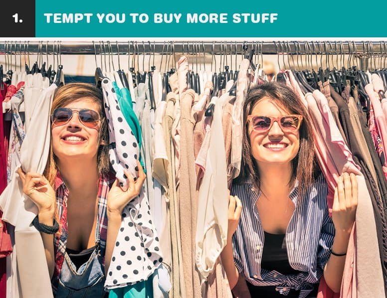 12 Marketing tricks to increase sales