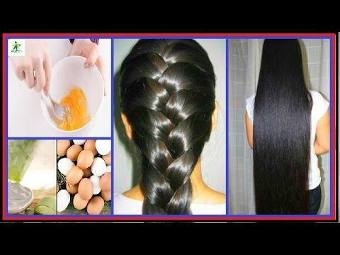 Miracle hair mask for faster hair growth