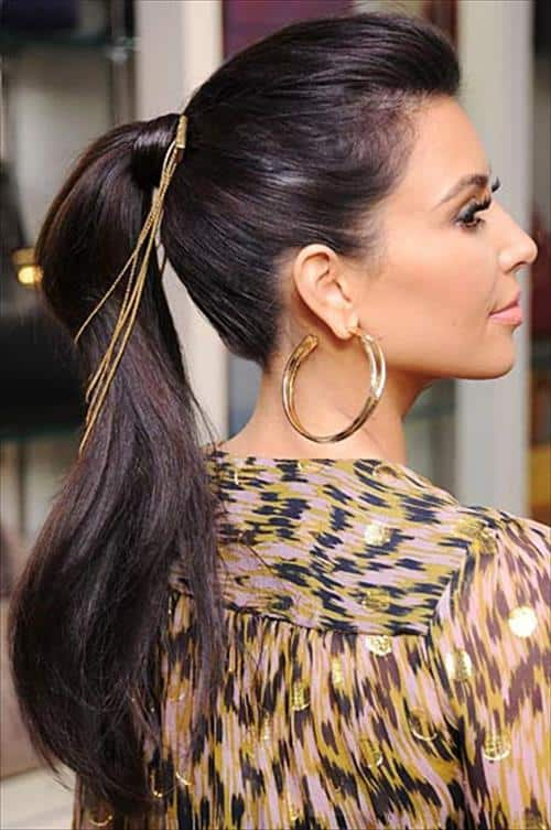 Awesome ponytail styles you should try